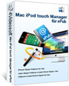 Mac iPod Touch Manager for ePub box-s