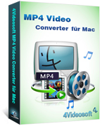 MP4 Video Converter für Mac