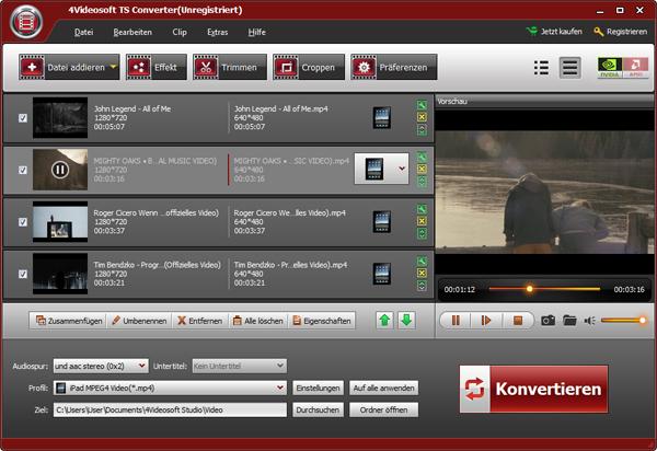 schneller video konvertierer